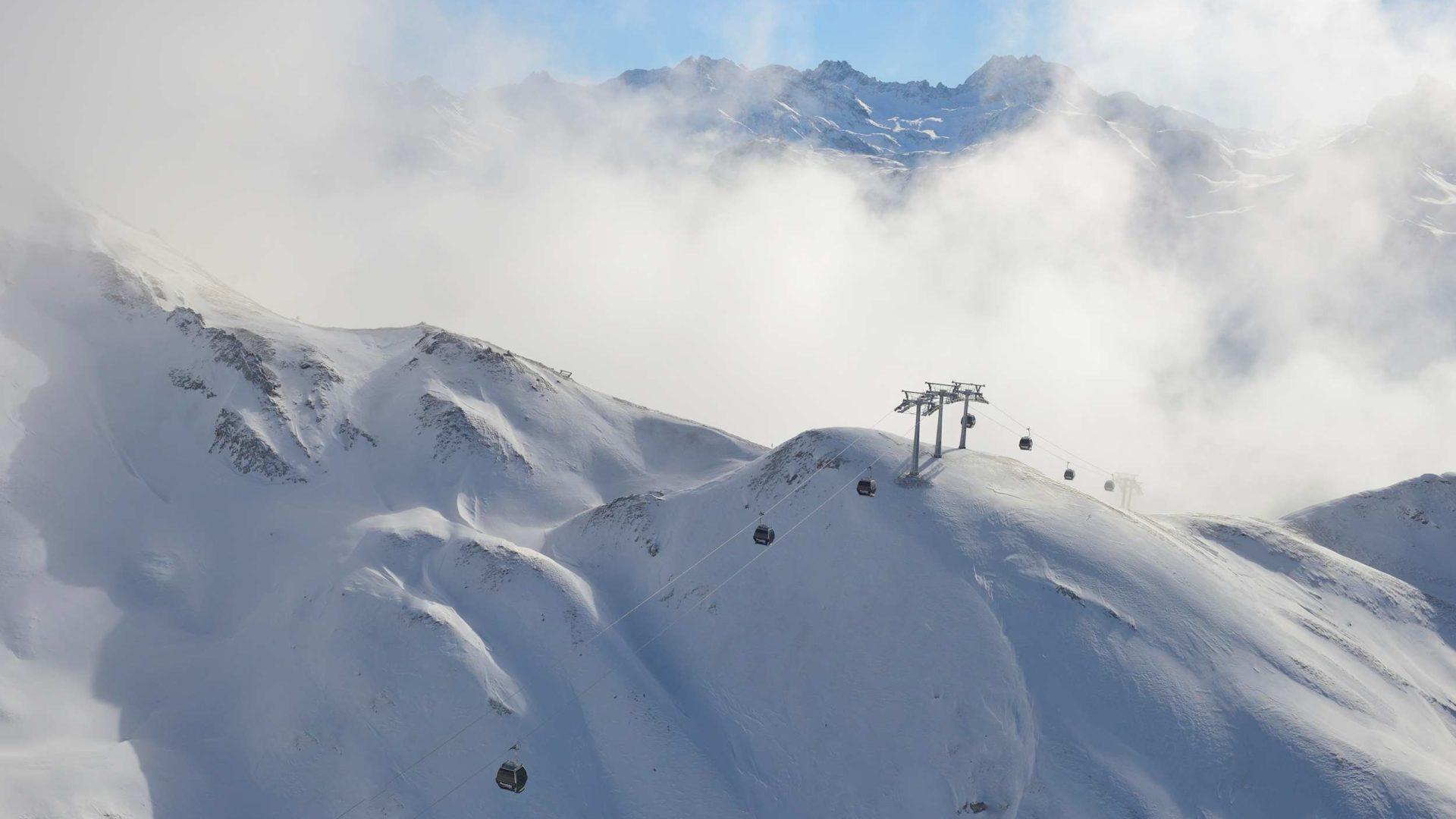 Flexenbahn, Lech Zürs am Arlberg (c) Ski Arlberg