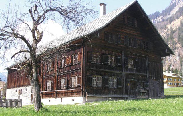 Klostertalmuseum in Wald am Arlberg, (c) Museumsverein Klostertal