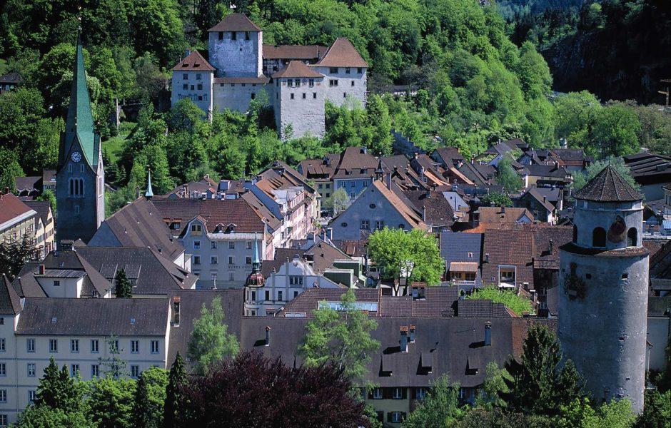 Altstadt Feldkirch (c) - Stadtmarketing und Tourismus Feldkirch GmbH