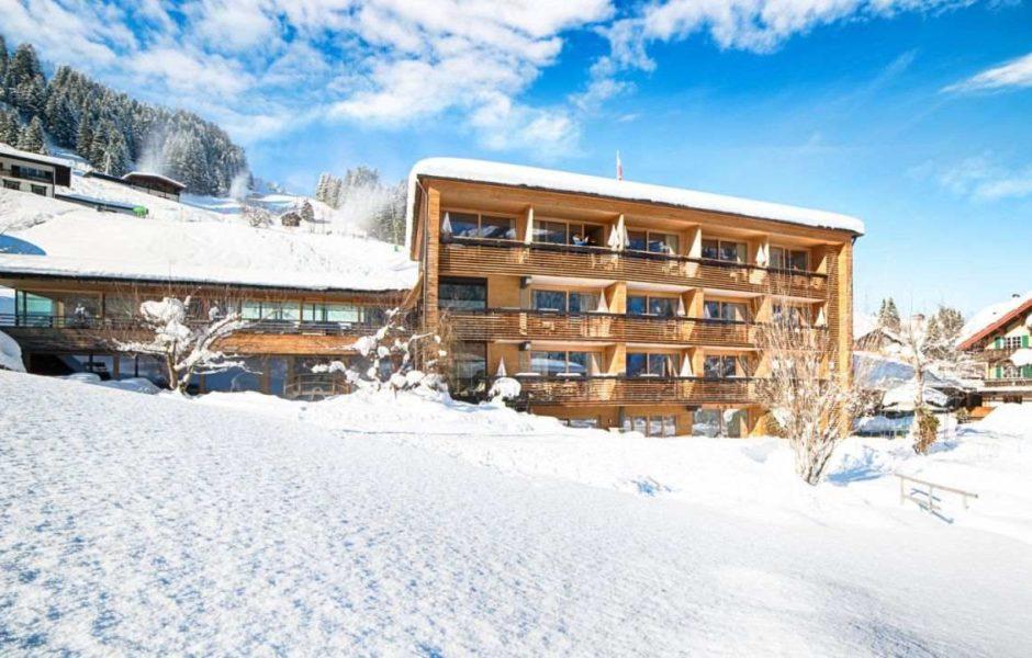 Naturhotel Chesa Valisa, Hirschegg, Kleinwalsertal