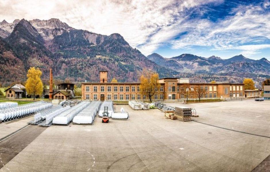 Bludenz, Fabrik Klarenbrunn (c) Matthias Rhomberg