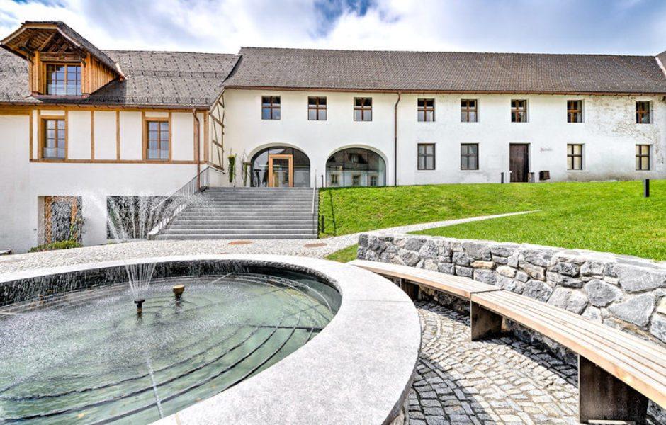 Propstei St. Gerold (c) Matthias Rhomberg, Propstei St. Gerold, Alpenregion Bludenz Tourismus