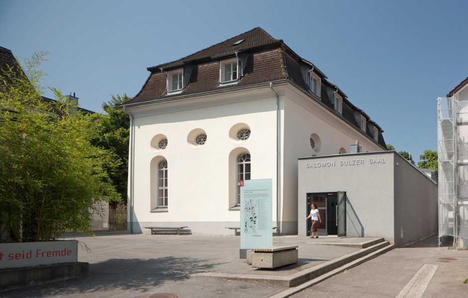 Salomon-Sulzer-Saal (c) Albrecht Imanuel Schnabel