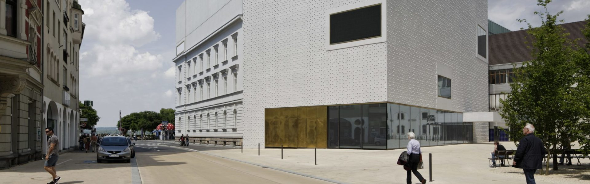 vorarlberg museum, Bregenz, Kornmarkt (c) Hanspeter Schiess