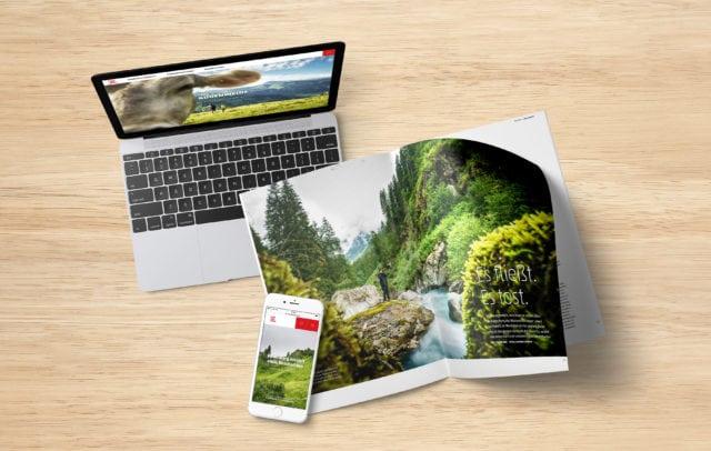 Urlaubsmarke Vorarlberg, Magazin, Presse (c) Vorarlberg Tourismus GmbH