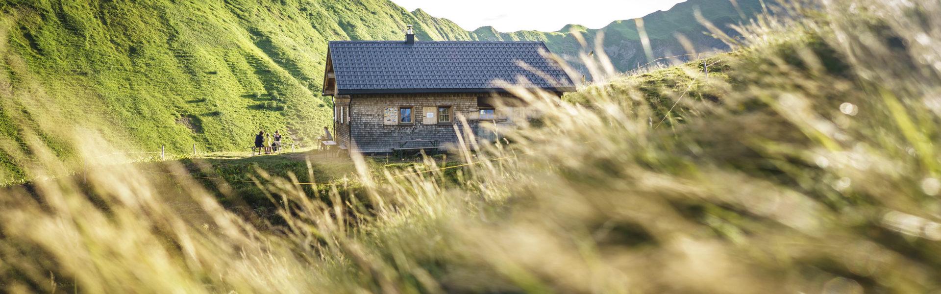 Bärguntalpe Kleinwalsertal © Dietmar Denger / Vorarlberg Tourismus