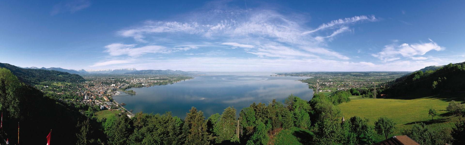 Bodensee-Panorama © Walter Vonbank / Vorarlberg Tourismus