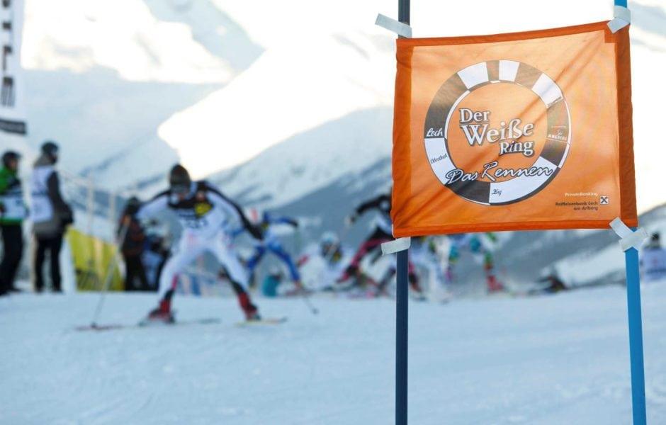 Markenleitprodukt Lech Zürs am Arlberg, Der Weiße Ring (c) Dietmar Mathis / Lech Zürs Tourismus GmbH