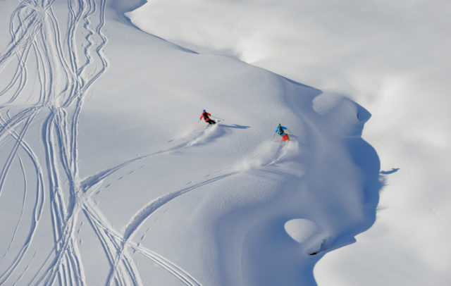 Freerider Arlberg © Sepp Mallaun / Vorarlberg Tourismus