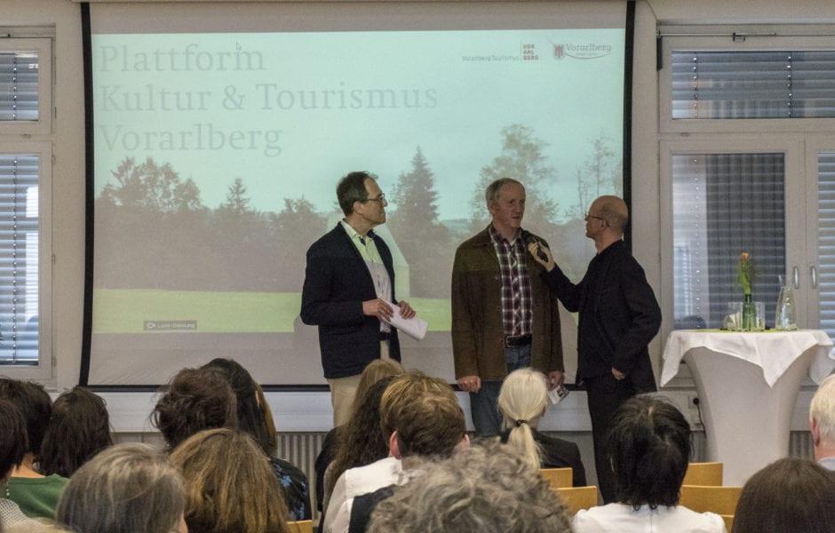 Plattform Kultur und Tourismus, Plattformtreffen 12. März 2019 (c) Katrin Preuß, Vorarlberg Tourismus GmbH