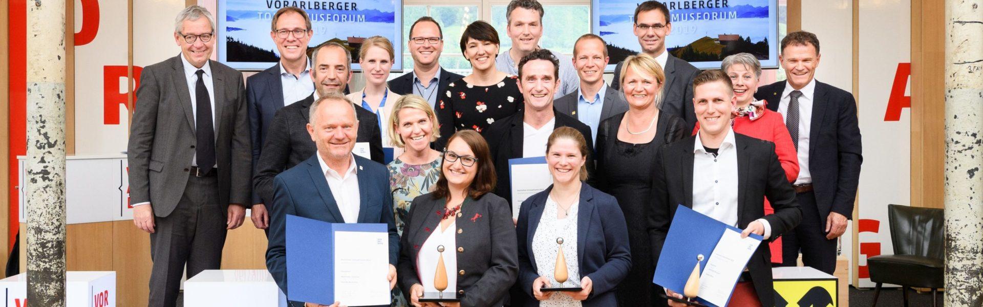 Die Innovationspreisträger 2019, Fabrik Klarenbrunn, (c) Matthias Rhomberg