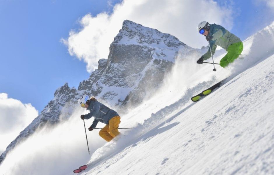 Skigebiet Gargellen (c) Sepp Mallaun/Vorarlberg Tourismus