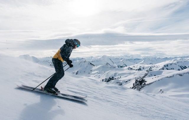 Skigebiet Damüls-Mellau © Oostenrijk TV - Bregenzerwald Tourismus