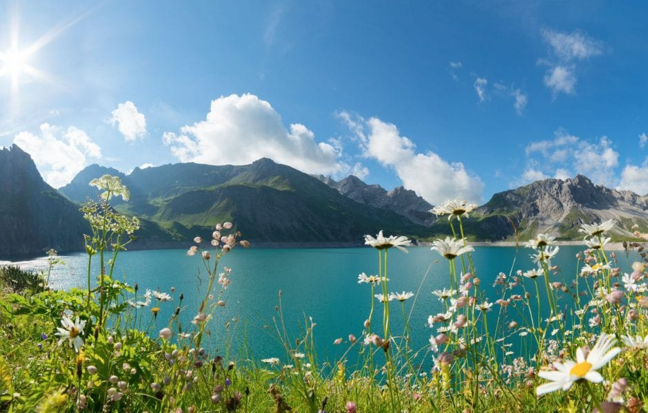 Lünersee im Juli, (c) Oberhauser Photography, Vorarlberg Tourismus